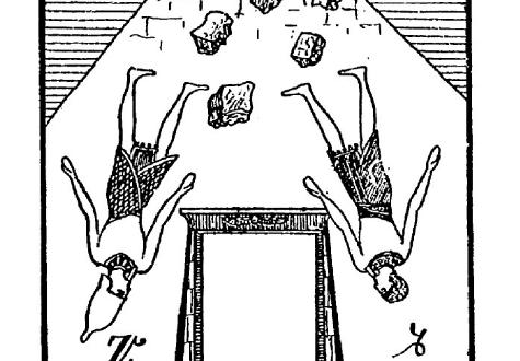 первое египетское таро