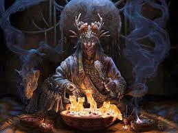 Магия шаманов