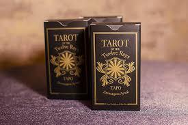 """Таро """"12 лучей"""""""