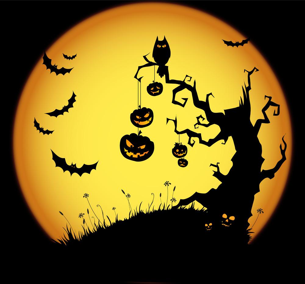 Приближается Хэллоуин!